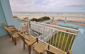 New Smyrna Beach Coronado Towers 205.10