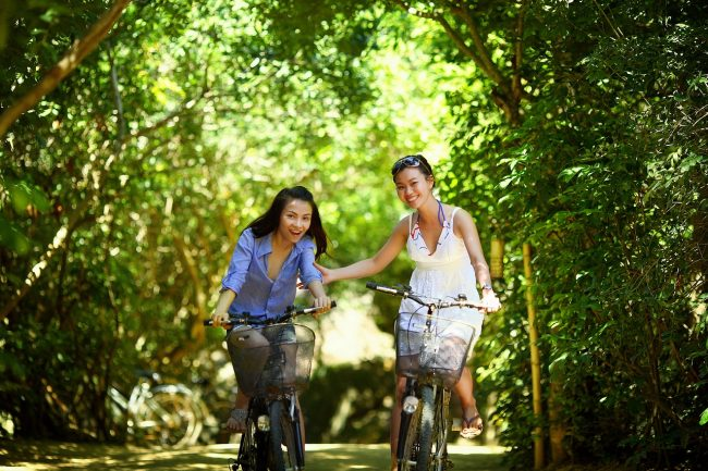 Guide to the Most Popular Bike Trails at the Beach