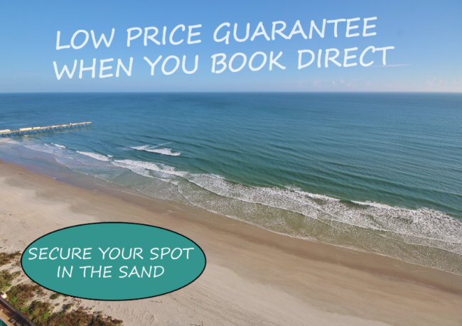 Great Ocean Condos - Spend Easter on New Smyrna