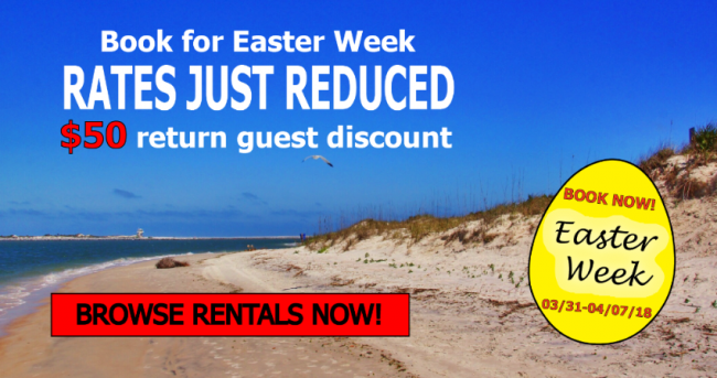 Great Ocean Condos - Easter Week