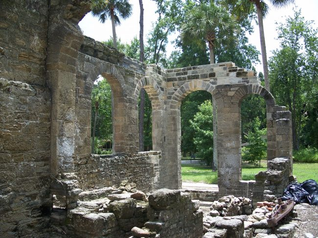 new smyrna beach sugar mill ruins