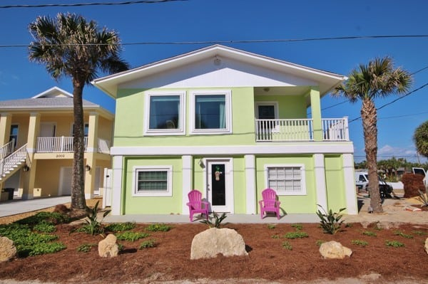 new smyrna beach beachfront vacation rentals