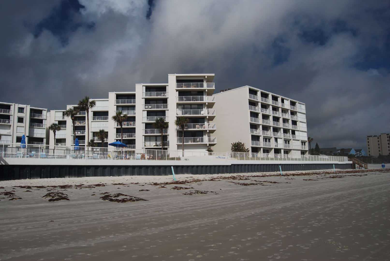 The Pelican Condo Rentals New Smyrna Beach Goc